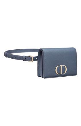 Женская поясная сумка 30 montaigne DIOR синего цвета, арт. S2086OBAEM94B   Фото 2