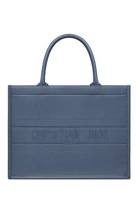 Женский сумка book tote DIOR синего цвета, арт. M1296ZGSBM94B | Фото 1