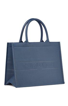 Женский сумка book tote DIOR синего цвета, арт. M1296ZGSBM94B | Фото 2