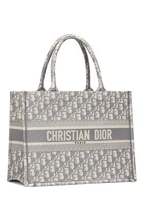 Женский сумка dior book tote DIOR серого цвета, арт. M1296ZRIWM932 | Фото 2