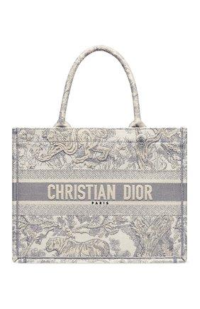 Женский сумка dior book tote dioriviera DIOR серого цвета, арт. M1296ZTDTM932 | Фото 1
