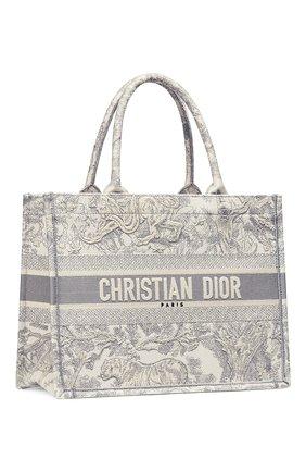 Женский сумка dior book tote dioriviera DIOR серого цвета, арт. M1296ZTDTM932 | Фото 2