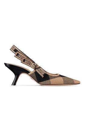 Текстильные туфли J'Adior | Фото №1