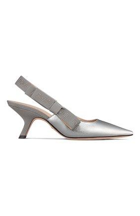 Кожаные туфли J'Adior | Фото №1