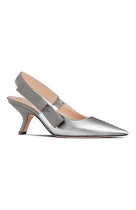 Кожаные туфли J'Adior | Фото №2