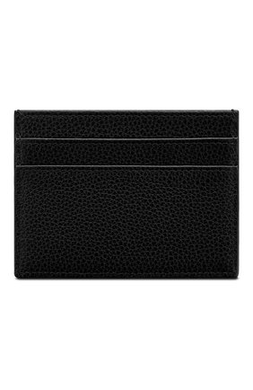 Мужской кожаный футляр для кредитных карт DIOR черного цвета, арт. 2PUCH001YZSH10E | Фото 2