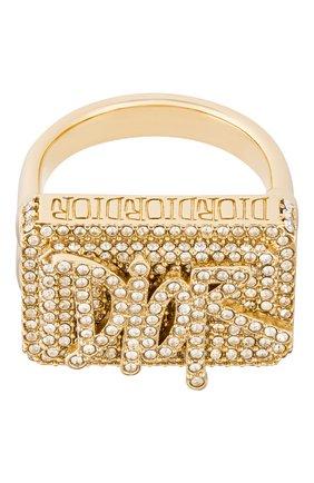 Мужское кольцо DIOR золотого цвета, арт. R0920HOMMTD300   Фото 1