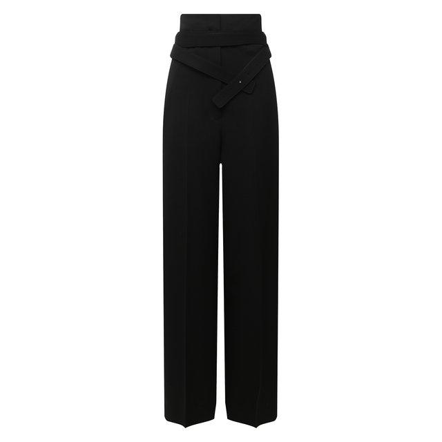 Шерстяные брюки Jil Sander