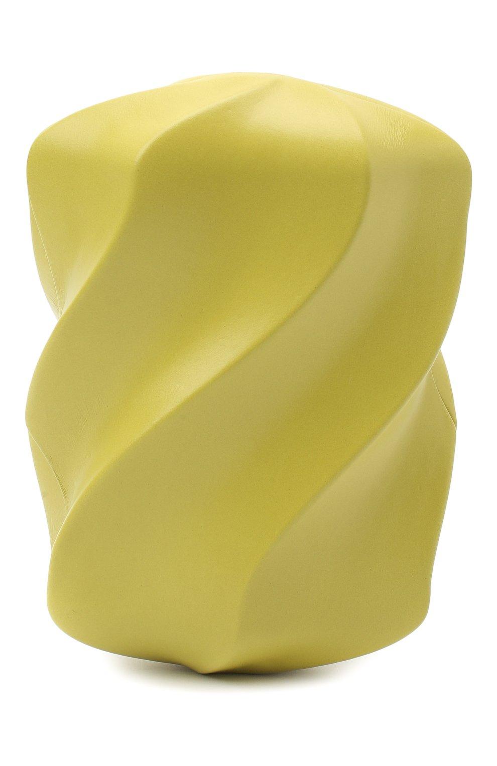 Женский клатч bv whirl BOTTEGA VENETA светло-зеленого цвета, арт. 639332/VA9A0 | Фото 1