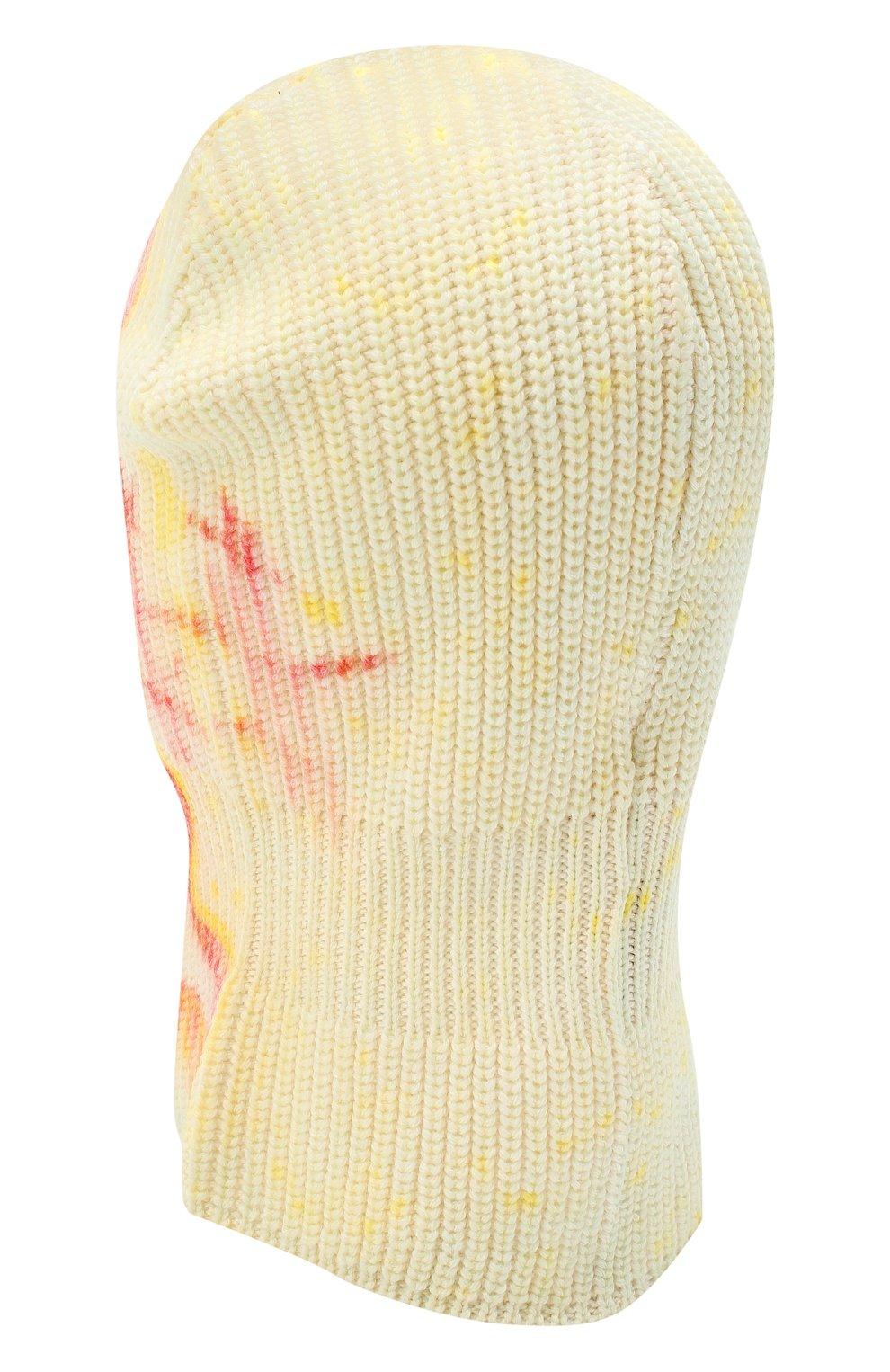 Мужская шапка-балаклава heron preston x kenny scharf HERON PRESTON разноцветного цвета, арт. HMLA004F20KNI0020130 | Фото 2