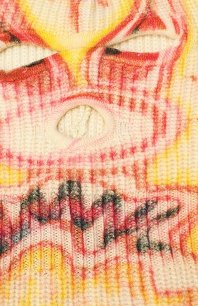 Мужская шапка-балаклава heron preston x kenny scharf HERON PRESTON разноцветного цвета, арт. HMLA004F20KNI0020130 | Фото 3