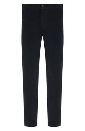 Мужские хлопковые брюки ALTEA темно-синего цвета, арт. 2063023 | Фото 1