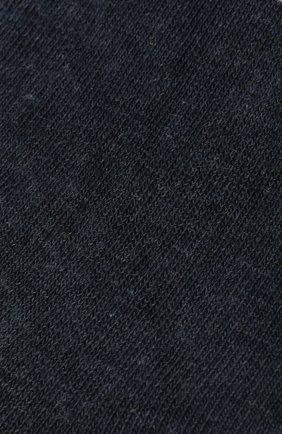 Женские хлопковые подследники step FALKE синего цвета, арт. 47567 | Фото 2