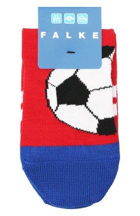 Детские носки FALKE красного цвета, арт. 12933. | Фото 1
