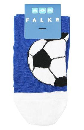 Детские носки FALKE синего цвета, арт. 12933. | Фото 1