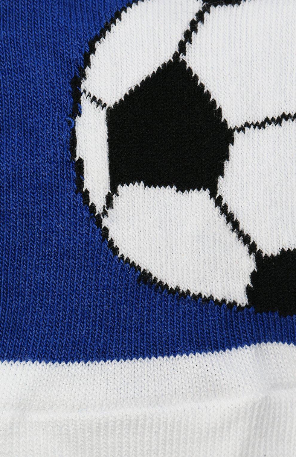 Детские носки FALKE синего цвета, арт. 12933. | Фото 2