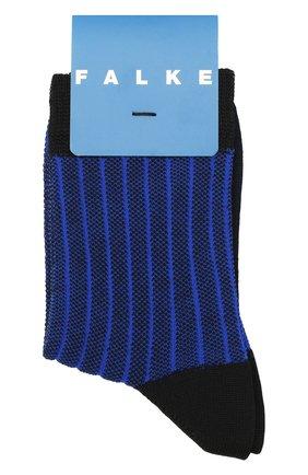 Детские хлопковые носки FALKE синего цвета, арт. 12932. | Фото 1