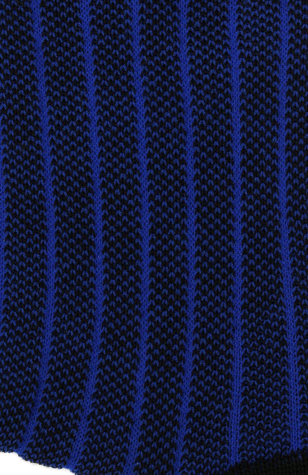 Детские хлопковые носки FALKE синего цвета, арт. 12932. | Фото 2