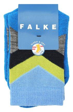 Детские носки FALKE серого цвета, арт. 12919. | Фото 1