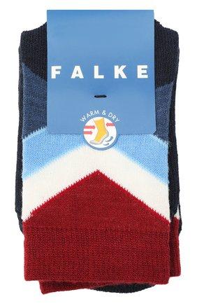 Детские носки FALKE синего цвета, арт. 12919. | Фото 1