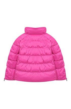 Детская куртка POIVRE BLANC фуксия цвета, арт. 279590   Фото 2