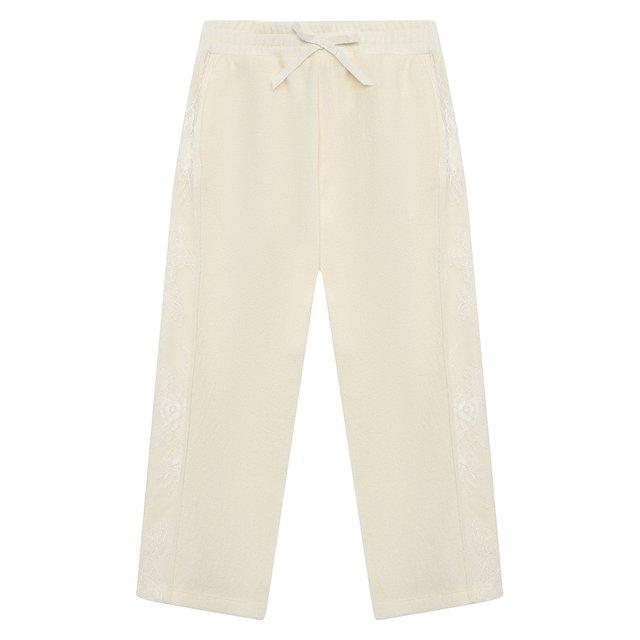 Шерстяные брюки Ermanno Scervino