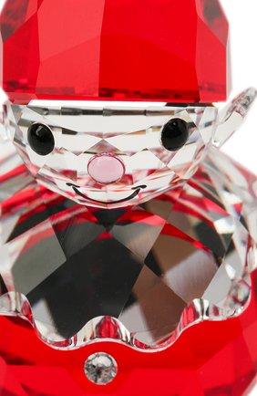 Мужского скульптура rocking elf SWAROVSKI красного цвета, арт. 5402745 | Фото 4
