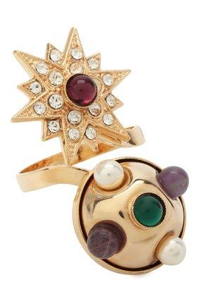 Женское кольцо ANTON HEUNIS разноцветного цвета, арт. TCT5.01   Фото 1