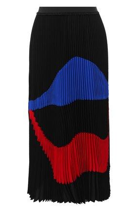 Женская юбка N21 черного цвета, арт. 20I N2P0/C061/5111 | Фото 1