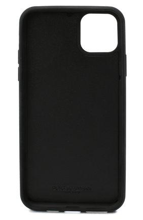 Мужской чехол для iphone 11 pro max DOLCE & GABBANA разноцветного цвета, арт. BI2690/AW734 | Фото 2