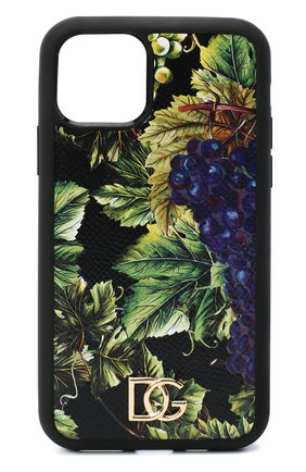 Мужской чехол для iphone 11 pro DOLCE & GABBANA разноцветного цвета, арт. BI2689/AW734 | Фото 1