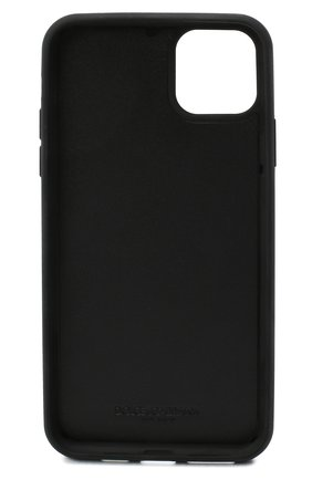 Чехол для iphone 11 pro max DOLCE & GABBANA черного цвета, арт. BP2690/AW394 | Фото 2