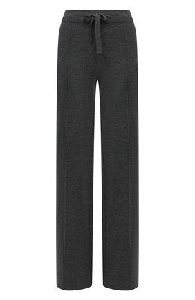 Женские шерстяные брюки MRZ серого цвета, арт. FW20-0133 | Фото 1