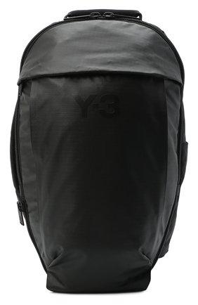 Мужской текстильный рюкзак Y-3 черного цвета, арт. GK3125/M | Фото 1