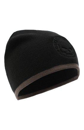 Мужская шапка general motorclothes HARLEY-DAVIDSON черного цвета, арт. 99482-07V   Фото 1