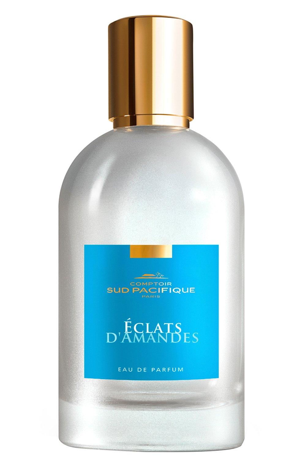 Женский парфюмерная вода éclats d'amandes COMPTOIR SUD PACIFIQUE бесцветного цвета, арт. 19410060 | Фото 1