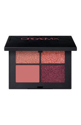 Женские четырехцветные тени для век orgasm x NARS бесцветного цвета, арт. 5065NS | Фото 1