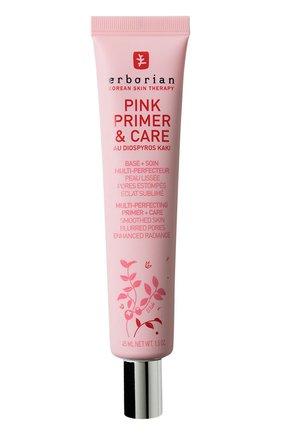 Женские pp-праймер для лица pink primer & care ERBORIAN бесцветного цвета, арт. 785609 | Фото 1