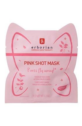 Pp-тканевая маска для сужения пор ERBORIAN бесцветного цвета, арт. 785050 | Фото 1