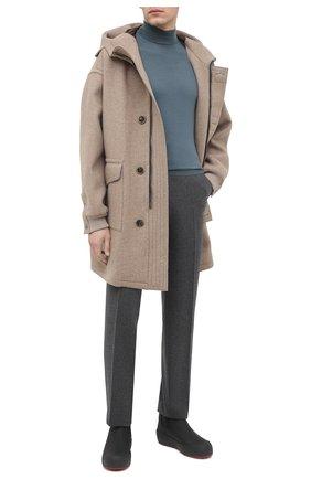 Мужские кожаные сапоги cubrid BALLY черного цвета, арт. CUBRID/120 | Фото 2