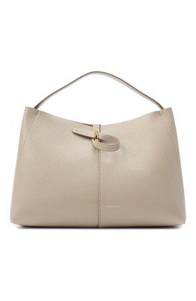 Женская сумка ava mini WANDLER бежевого цвета, арт. AVA T0TE MINI | Фото 1
