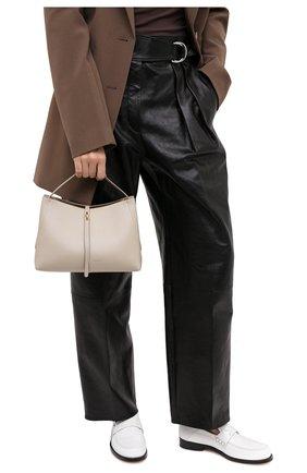 Женская сумка ava mini WANDLER бежевого цвета, арт. AVA T0TE MINI | Фото 2