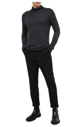 Мужской водолазка ANDREA YA'AQOV темно-серого цвета, арт. 21MBAR01 | Фото 2