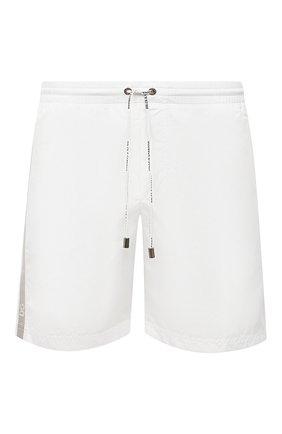 Детского плавки-шорты DOLCE & GABBANA белого цвета, арт. M4A68T/FUSFW | Фото 1