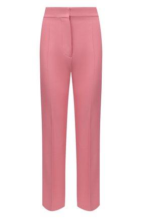Женские брюки STELLA MCCARTNEY розового цвета, арт. 529866/S0A36 | Фото 1