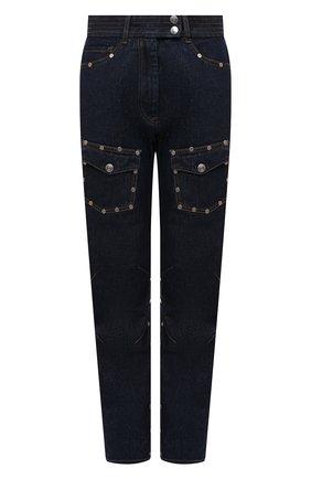 Женские джинсы DRIES VAN NOTEN синего цвета, арт. 202-30978-1385 | Фото 1