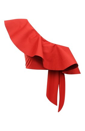 Женский бра-топ JOHANNA ORTIZ красного цвета, арт. R469L | Фото 1