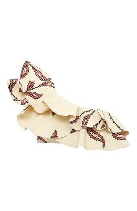 Женский бра-топ JOHANNA ORTIZ белого цвета, арт. R491LE | Фото 1
