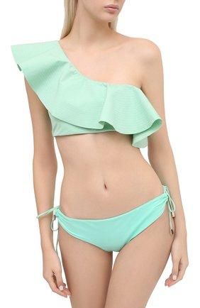 Женский плавки-бикини JOHANNA ORTIZ светло-зеленого цвета, арт. R529L | Фото 2