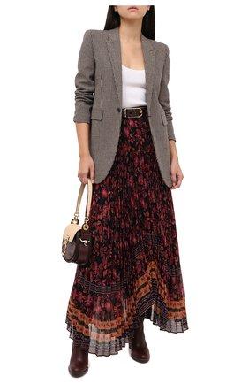Женская юбка ALICE + OLIVIA разноцветного цвета, арт. CC007P06301   Фото 2